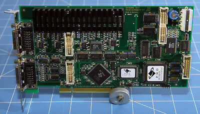 Pi Physik Instrumente C-843.41 4 Axis Pci Stage/motion Controller+Cables Drivers