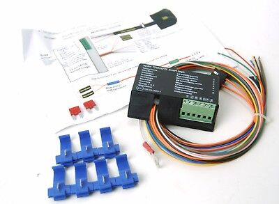 Ryder Tf 22187/e 7 Way Smart Relay Canbus Multiplex Wiring Kit	#13145