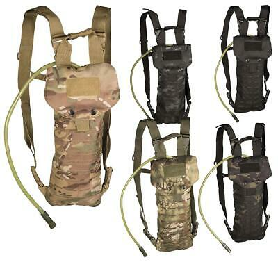 Mil-Tec Military Style Hydration Pack 2.5 Ltr Capacity Cadet Airsoft 145430