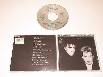 Orchestral Manoeuvres in the dark / the Best of Omd ( Virgin Cdomd 1)CD Album