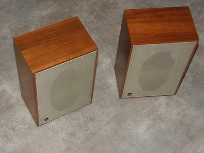 dual cl 111 hi fi box speakers wood vintage Compact LAUTSPRECHER retro stereo