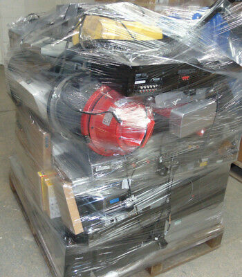 Pallet Lot of 30+ Various Mixed Branded Home Audio Office Electrical Items