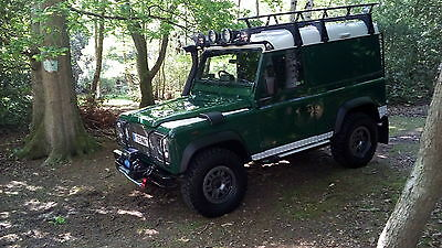 2006 06 Land Rover Defender 90 Td5  Excellent Condition, Extremely Clean