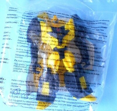 McDonalds Happy Meal - TRANSFORMERS ROBOT INDISGUISE - BUMBLEEE