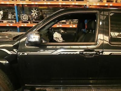 Isuzu Dmax Left Front Door Window 10/08-07/12 08 09 10 11 12