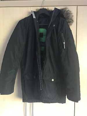 Next Boys Winter Coat Age 14 Years