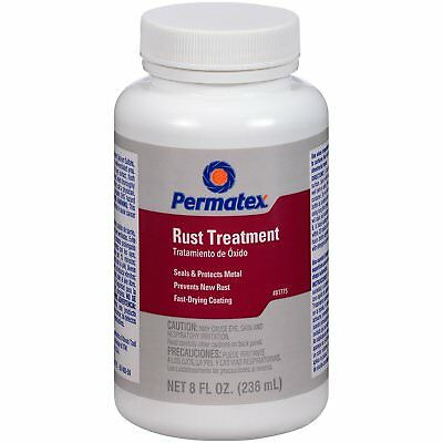 Permatex 81775 Rust Treatment Seals & Protect Prevents Fast-Drying 236ml