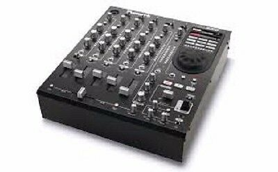 NUMARK PROFESSIONAL DJ SCRATCH MIXER  5000fx 5 CHANNEL W/ EFFECTS AND SAMPLES