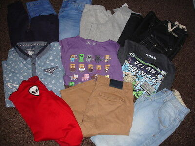 Bundle Boys Clothes - Age 11-12 Years