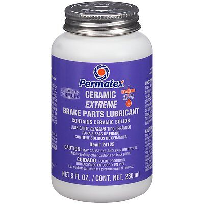 Permatex 24125 Ceramic Extreme Brake Parts Lubricant 236ml