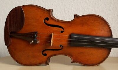 Cluafredo Cappa very old violin viola Bratsche fiddle Geige 4849