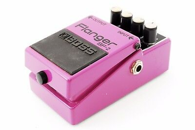 Boss BF-2 BF2 Vintage Flanger Electric Guitar Effect Pedal Excellent+ From Japan