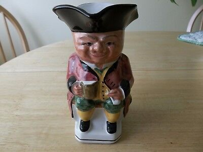 Toby Jug by Wood & Sons