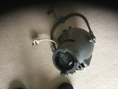 STRAND ELECTRIC 1950's VINTAGE STAGE/THEATRE LIGHT