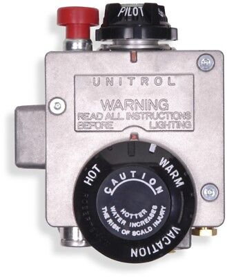 Whirlpool Thermostat Gas Water Heater Replacement Part Gas Valve Fit Pilot Light