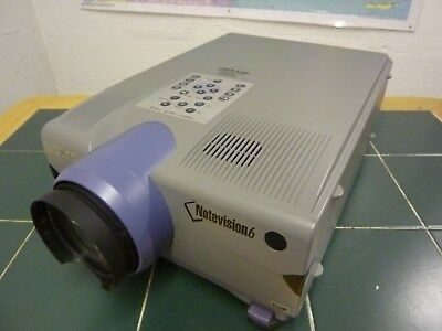 Sharp Notevision 6 Projector