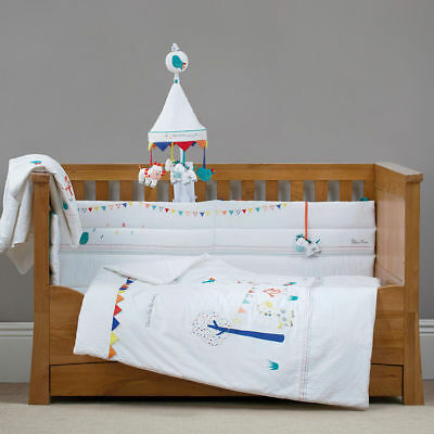 Silver Cross Zoobaloo Cot/Cotbed Luxury Quilt