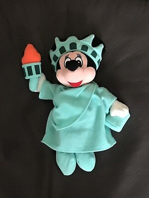 "Beanie Baby ""Liberty Minnie"" Genuine from New York"