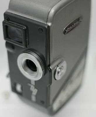Yashica-8 8mm Single Lens D Mount Movie Film Camera Body Only