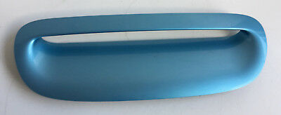 Genuine Used MINI Cooper S Bonnet Scoop (Electric Blue) for R53 R52 - 1473011