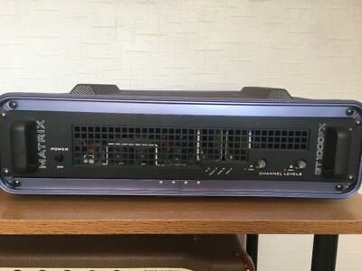 Matrix GT1000fx Power Amp
