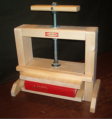 Colonial Style Bookbinding Press-New!