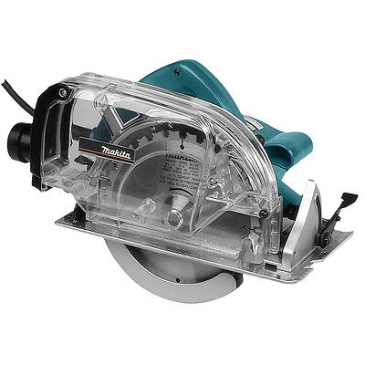 "Makita 5057KB 7-1/4"" Fiber-Cement Circular Saw w/ Dust Collection OB"