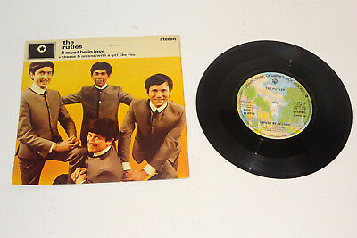 """THE RUTLES I MUST BE IN LOVE 1978 WARNER BROS UK 7"""" ISSUE, P/S also Monty Python"""