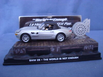 Modellino Auto Metallo-James Bond-Bmw-The World Is Not Enough-1/43-Come Nuova