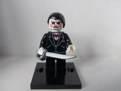 saw billy Minifigure compatible lego
