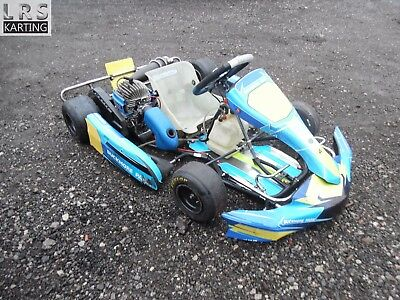 2015 Wright chassis with Iame Gazelle super cadet engine 60cc / 9bhp TAG start