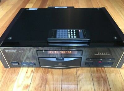 PIONEER PD-75 ELITE CD PLAYER TRANSPORT, WITH REMOTE *PD-65* + Balanced XLR!
