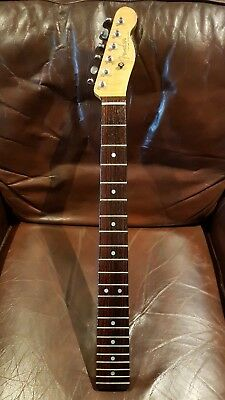 Warmouth flame Maple neck Telecaster. Machine heads not included!