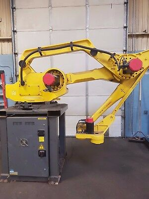 FANUC M410i Robot with RJ2 Controller