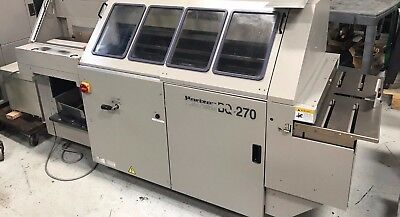 Horizon BQ 270 EVA Perfect Binder