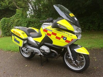 2009 BMW R1200RT, Superb, Low Mileage, New MOT, Can Deliver.