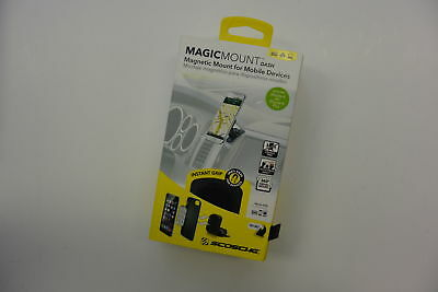 New Open Box OEM Scosche MagicMount Magnetic Dash Mount for Mobile Devices