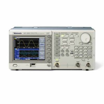 Tektronix AFG3021 Arbitrary / Function Generator - Stock Photo