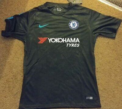 Chelsea FC 3rd shirt away 2017/18 mens large