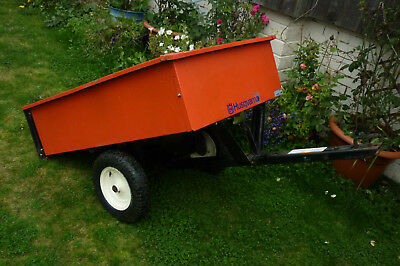Husqvarna Small Tipping Trailer