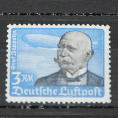Germany - 1934 - 3Dm Count Zeppelin - Mint