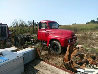 1953 International Harvester Other  Rare 1953 International Harvester R160