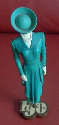 "Model 7"" Tall - The Latest Thing 'Fashion Showcase' 1940 Fabulous Folds"