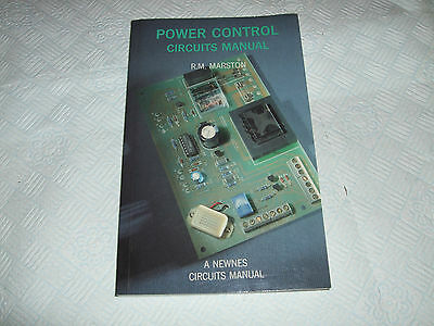 Power Control Circuits Manual by R.M. Marston (Paperback, 1992)