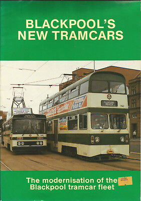 Blackpool's New Tramcars