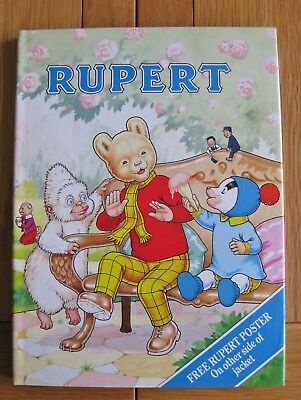Rupert 70 Anniversary Annual In Lovely Condition