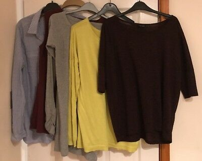 Bundle  of ladies Tops clothes New Look Next F&F size 16