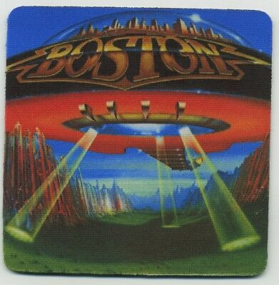 Boston - 1978 Record Album Cover  COASTER - Rock and Roll - Don't Look Back