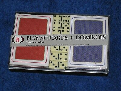 Playing Cards And Dominoes