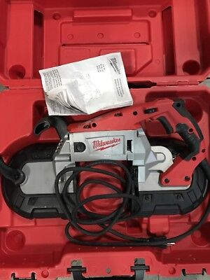 Milwaukee 6232-20 Portable Variable Speed Deep Cut Band Saw